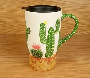 Folsom Cactus Travel Mug