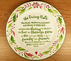 Folsom The Giving Plate
