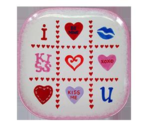 Folsom Valentine's Tic Tac Toe