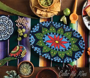 Folsom Talavera Tableware
