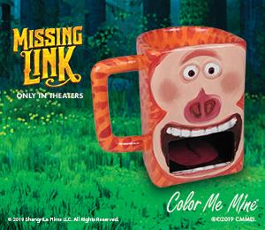 Folsom Mr. Link Mug